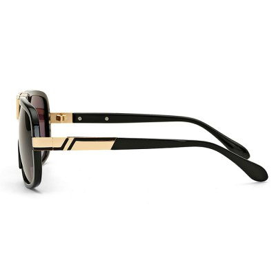 SENLAN Trendy SunglassesSunglasses &amp; Sports Glasses<br>SENLAN Trendy Sunglasses<br><br>Brand: SENLAN<br>For: Climbing, Cross-country, Home use<br>Frame material: Metal<br>Glasses width: 14.5cm<br>Lens height: 4.8cm<br>Lens material: High quality PC<br>Lens width: 5.8cm<br>Package Contents: 1 x SENLAN Sunglasses, 1 x Drawstring Bag, 1 x Cloth, 1 x Leather Box<br>Package size (L x W x H): 16.00 x 7.00 x 5.00 cm / 6.3 x 2.76 x 1.97 inches<br>Package weight: 0.1900 kg<br>Product size (L x W x H): 14.50 x 13.50 x 4.80 cm / 5.71 x 5.31 x 1.89 inches<br>Product weight: 0.0400 kg<br>Type: Sports glasses