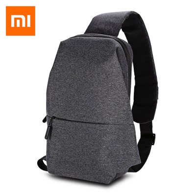 Xiaomi 4L Sling Bag Deep Gray