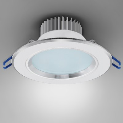 LUO 7 x 1W LED 680Lm Warm White Welded Ceiling Light (AC 85 - 265V)