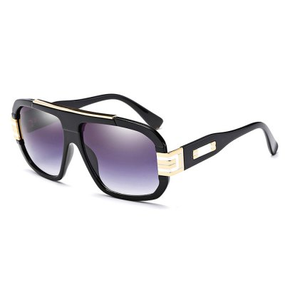 SENLAN Trendy Sunglasses with PC Lens