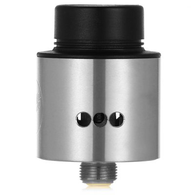 Original WISMEC IndeRemix RDARebuildable Atomizers<br>Original WISMEC IndeRemix RDA<br><br>Available Color: Silver<br>Brand: Wismec<br>Material: Stainless Steel<br>Model: IndeRemix<br>Overall Diameter: 22mm<br>Package Contents: 1 x WISMEC IndeRemix RDA, 2 x Clapton Coil 0.5 ohm, 3 x Seal Ring, 4 x Screw, 1 x Cotton, 1 x Hex Key, 1 x English User Manual<br>Package size (L x W x H): 9.00 x 7.10 x 5.10 cm / 3.54 x 2.8 x 2.01 inches<br>Package weight: 0.1620 kg<br>Product size (L x W x H): 3.14 x 2.20 x 2.20 cm / 1.24 x 0.87 x 0.87 inches<br>Rebuildable Atomizer: RBA,RDA<br>Thread: 510<br>Type: Rebuildable Atomizer, Rebuildable Drippers