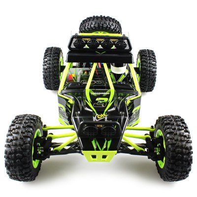 WLtoys No. 12428 1:12 Off-road RC Car - RTRRC Cars<br>WLtoys No. 12428 1:12 Off-road RC Car - RTR<br><br>Age: Above 14 years old<br>Brand: WLtoys<br>Car Power: Built-in rechargeable battery<br>Detailed Control Distance: 100-150m<br>Drive Type: 4 WD<br>Features: Radio Control<br>Functions: Forward/backward, Turn left/right, With light<br>Motor Type: Brushed Motor<br>Package Contents: 1 x RC Car, 1 x Transmitter, 1 x USB Cable, 1 x Cross Sleeve, 1 x English Manual<br>Package size (L x W x H): 24.00 x 28.00 x 55.00 cm / 9.45 x 11.02 x 21.65 inches<br>Package weight: 3.1450 kg<br>Product size (L x W x H): 18.00 x 24.50 x 12.00 cm / 7.09 x 9.65 x 4.72 inches<br>Product weight: 1.4800 kg<br>Proportion: 1:12<br>Racing Time: 15 - 20min<br>Remote Control: 2.4GHz Wireless Remote Control<br>Transmitter Power: 4 x 1.5V AA (not included)<br>Type: Crawler Car