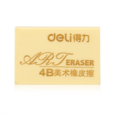 Deli 7534 4B Eraser for School / Office 30PCSSchool Supplies<br>Deli 7534 4B Eraser for School / Office 30PCS<br><br>Brand: Deli<br>Package Contents: 30 x Deli 7534 Eraser<br>Package size (L x W x H): 7.00 x 9.00 x 3.00 cm / 2.76 x 3.54 x 1.18 inches<br>Package weight: 0.3980 kg<br>Product size (L x W x H): 3.20 x 2.20 x 1.20 cm / 1.26 x 0.87 x 0.47 inches<br>Product weight: 0.1200 kg<br>Working Type: Offline