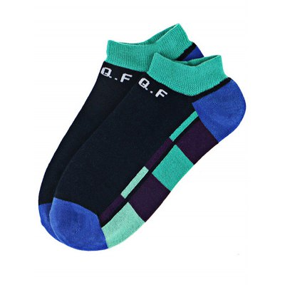 STARFROM 4 Pairs Unisex Cotton Ankle Socks
