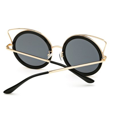SENLAN Stylish Round Sunglasses with Colored LensStylish Sunglasses<br>SENLAN Stylish Round Sunglasses with Colored Lens<br><br>Brand: SENLAN<br>For: Climbing, Cross-country, Home use<br>Frame material: Metal<br>Glasses width: 15.2cm<br>Lens height: 5.4cm<br>Lens material: High quality PC<br>Lens width: 5.4cm<br>Nose pad: Comfortable silicon<br>Package Contents: 1 x SENLAN Sunglasses, 1 x Drawstring Bag, 1 x Cloth, 1 x Box<br>Package size (L x W x H): 16.00 x 7.00 x 5.00 cm / 6.3 x 2.76 x 1.97 inches<br>Package weight: 0.1600 kg<br>Product size (L x W x H): 15.20 x 15.00 x 5.40 cm / 5.98 x 5.91 x 2.13 inches<br>Product weight: 0.0400 kg<br>Type: Sports glasses