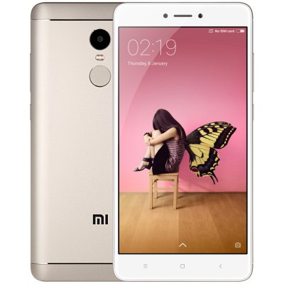 Xiaomi Redmi Note 4 4/64GB Global Golden