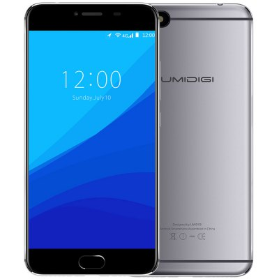 UMIDIGI C NOTE 4G Phablet 5.5 inch Android 7.0 Toate telefoanele UMi reunite intr-o campanie gearbest