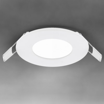 Zweihnder 15 x SMD2835 3W 280LM Round LED Panel Light