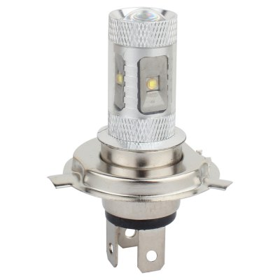 MZ H4 30W 1500Lm 6500K 6 x XT - E LED Cool White LED Car High / Low Beam Lamp ( Constant Current )Car Lights<br>MZ H4 30W 1500Lm 6500K 6 x XT - E LED Cool White LED Car High / Low Beam Lamp ( Constant Current )<br><br>Apply lamp position : External Lights<br>Connector: H4<br>Emitting color: Cool White<br>Feature: Low Power Consumption, Easy to use<br>LED Type: Cree XT-E<br>LED/Bulb quantity: 6<br>Lumens: 1500Lm<br>Package Contents: 1 x MZ H4 30W 1500Lm Car High / Low Beam Lamp<br>Package size (L x W x H): 12.00 x 8.00 x 4.70 cm / 4.72 x 3.15 x 1.85 inches<br>Package weight: 0.0700 kg<br>Product size (L x W x H): 7.60 x 4.70 x 1.80 cm / 2.99 x 1.85 x 0.71 inches<br>Product weight: 0.0270 kg<br>Type: Headlights<br>Type of lamp-house : LED<br>Voltage: 12V-24V