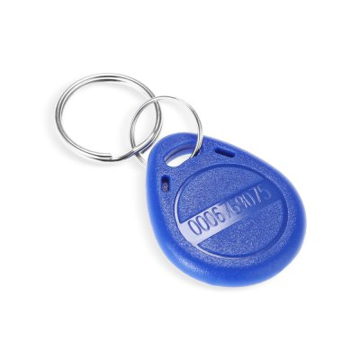 EK - 01 125KHz RFID Inductive Key Chain Access Card ( 20PCS )Access Control<br>EK - 01 125KHz RFID Inductive Key Chain Access Card ( 20PCS )<br><br>Color: Blue<br>Material: ABS<br>Model: EK - 01<br>Package Contents: 20 x 125KHz RFID Inductive Key Chain Access Card, 1 x English User Manual<br>Package size (L x W x H): 22.00 x 16.50 x 3.00 cm / 8.66 x 6.5 x 1.18 inches<br>Package weight: 0.1310 kg<br>Product weight: 0.0900 kg