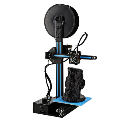 Ender Desktop 3D Printer Kit3D Printers, 3D Printer Kits<br>Ender Desktop 3D Printer Kit<br><br>Engraving Accuracy: 0.1mm<br>Engraving Area: 150 x 150 x 200mm<br>Frame material: Acrylic plate<br>Language: English<br>Layer thickness: 0.1-0.4mm<br>LCD Screen: Yes<br>Material diameter: 1.75mm<br>Memory card offline print: SD card<br>Model: Ender-2<br>Nozzle diameter: 0.4mm<br>Nozzle quantity: Single<br>Package size: 41.00 x 45.00 x 13.00 cm / 16.14 x 17.72 x 5.12 inches<br>Package weight: 5.5500 kg<br>Packing Contents: 1 x Ender DIY Desktop LCD 3D Printer Kit<br>Packing Type: unassembled packing<br>Platform board: Aluminum Base<br>Print speed: 200mm/s<br>Product size: 30.00 x 33.00 x 54.00 cm / 11.81 x 12.99 x 21.26 inches<br>Product weight: 4.2000 kg<br>Supporting material: Wood, ABS, Soft Rubber, PLA<br>System support: Windows XP,  Mac,  Linux,  Vista<br>Type: DIY<br>Voltage: 12V