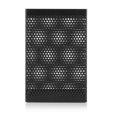 Deli 908 Metal Pen ContainerDesk Organizers<br>Deli 908 Metal Pen Container<br><br>Available Color: Black<br>Brand: Deli<br>Material: Metal<br>Package Contents: 1 x Deli 908 Metal Pen Container<br>Package size (L x W x H): 8.10 x 8.10 x 12.00 cm / 3.19 x 3.19 x 4.72 inches<br>Package weight: 0.201 kg<br>Product size (L x W x H): 7.10 x 7.10 x 11.00 cm / 2.8 x 2.8 x 4.33 inches<br>Product weight: 0.159 kg