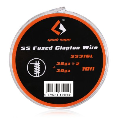 Geekvape Fused Clapton Wire SS316L