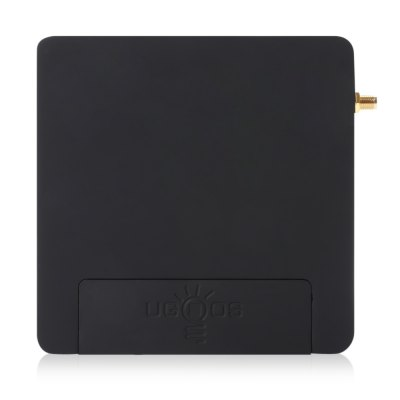 UGOOS AM3 Android TV BoxTV Box<br>UGOOS AM3 Android TV Box<br><br>5G WiFi: Yes<br>Antenna: Yes<br>Audio format: RM, OGG, MP3, DTS, AAC, WMA<br>Bluetooth: Bluetooth4.0<br>Brand: Ugoos<br>Camera: Without<br>Core: 2.0GHz, Octa Core<br>CPU: ARM Cortex-A53<br>Decoder Format: H.264, H.265<br>DVD Support: Yes<br>External Subtitle Supported: No<br>GPU: ARM Mali-T820MP3<br>HDMI Version: 2.0<br>Interface: DC Power Port, HDMI, USB2.0, SPDIF, SD Card Slot, RJ45<br>Language: Arabic,English,Korean,Russian<br>Max. Extended Capacity: 16G<br>Other Functions: DVD<br>Package Contents: 1 x TV Box, 1 x Power Adapter, 1 x HDMI Cable, 1 x Remote Control, 1 x Antenna, 1 x English Manual<br>Package size (L x W x H): 17.00 x 16.00 x 9.00 cm / 6.69 x 6.3 x 3.54 inches<br>Package weight: 0.7200 kg<br>Photo Format: BMP, JPG, JPEG<br>Power Comsumption: 5V 2A<br>Power Input Vol: 12V<br>Power Supply: Charge Adapter<br>Power Type: External Power Adapter Mode<br>Product size (L x W x H): 11.70 x 11.70 x 2.50 cm / 4.61 x 4.61 x 0.98 inches<br>Product weight: 0.2740 kg<br>RAM: 2G<br>RAM Type: DDR3<br>RJ45 Port Speed: 1000M<br>ROM: 16G<br>Suggest Input: 12V 5A<br>Support 5.1 Surround Sound Output: Yes<br>System: Android 6.0<br>System Activation: Yes<br>System Bit: 64Bit<br>TV Box Features: Antenna,5G WiFi,5.1 Surround Sound Output<br>Type: TV Box<br>Video format: DAT, WMV, MOV, MPEG, MKV, AVI, RM, ISO, MPG, MP4<br>WiFi Chip: LTM8830