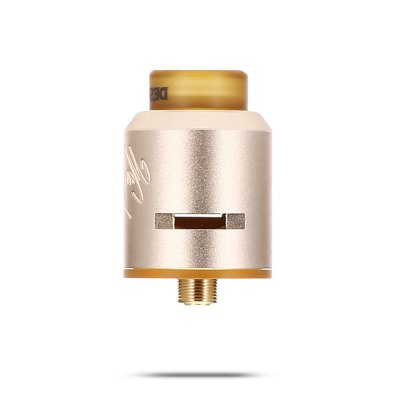 Original Desire Mad Dog RDARebuildable Atomizers<br>Original Desire Mad Dog RDA<br><br>Available Color: Black,Gold<br>Brand: Desire<br>Material: Stainless Steel<br>Model: Mad Dog<br>Overall Diameter: 24mm<br>Package Contents: 1 x Mad Dog RDA, 8 x Screw, 1 x Screwdriver, 2 x Large Silicone O-ring, 1 x Small Silicone O-ring<br>Package size (L x W x H): 9.00 x 6.00 x 5.00 cm / 3.54 x 2.36 x 1.97 inches<br>Package weight: 0.1500 kg<br>Product size (L x W x H): 2.40 x 2.40 x 3.75 cm / 0.94 x 0.94 x 1.48 inches<br>Product weight: 0.0600 kg<br>Rebuildable Atomizer: RBA,RDA<br>Thread: 510<br>Type: Rebuildable Drippers, Rebuildable Atomizer