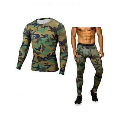 Fitness Training Suit