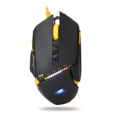 JamesDonkey 325 3000DPI USB Wired Gaming MouseMouse<br>JamesDonkey 325 3000DPI USB Wired Gaming Mouse<br><br>Backlight Type: Monochromatic light<br>Brand: JamesDonkey<br>Cable Length (m): 1.7m<br>Coding Supported: No<br>Connection: Wired<br>Connection Type: USB Wired<br>DPI Adjustment: Support<br>Features: Gaming<br>Interface: USB 2.0<br>Material: ABS<br>Model: 325<br>Mouse Macro Express Supported: Yes<br>Mouse Type: Ergonomic<br>Package Contents: 1 x JamesDonkey 325 Wired Gaming Mouse<br>Package size (L x W x H): 22.00 x 10.00 x 5.40 cm / 8.66 x 3.94 x 2.13 inches<br>Package weight: 0.2800 kg<br>Power Supply: USB Port<br>Product size (L x W x H): 13.00 x 7.00 x 4.00 cm / 5.12 x 2.76 x 1.57 inches<br>Product weight: 0.1590 kg<br>Resolution: 1000DPI,2000DPI,3000DPI,500DPI<br>Suitable for: Pad, PC<br>System support: Windows Vista, Windows XP, Windows 2000, Windows 7, Windows 8<br>Type: Mouse