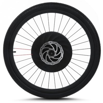 YUNZHILUN iMortor 26 inch Smart Electric Front Bicycle WheelBike Parts<br>YUNZHILUN iMortor 26 inch Smart Electric Front Bicycle Wheel<br><br>Brand: YUNZHILUN<br>Color: Black<br>Package Content: 1 x YUNZHILUN iMortor 26 inch Electric Front Bicycle Wheel, 1 x Battery, 1 x Charger, 1 x Gear Shifter, 1 x Cellphone Holder, 1 x Accessory Set, 1 x English User Manual<br>Package size: 71.80 x 71.80 x 23.00 cm / 28.27 x 28.27 x 9.06 inches<br>Package weight: 11.7100 kg<br>Product size: 66.00 x 66.00 x 10.00 cm / 25.98 x 25.98 x 3.94 inches<br>Product weight: 8.6250 kg<br>Wheel Size: 26 inches