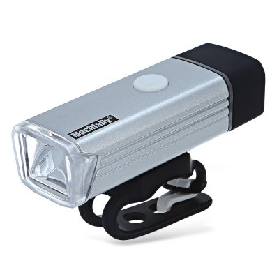 Machfally QD001 Waterproof USB Charging Bike Front Light