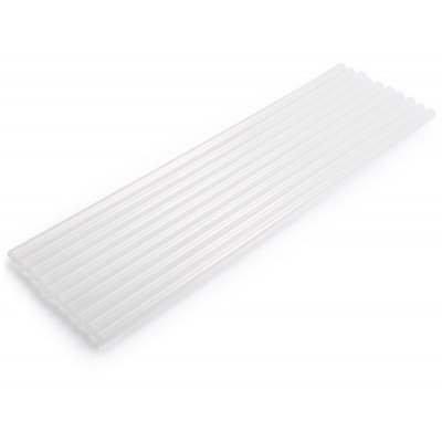 7 x 270mm Hot Melt Stick - 10PCS