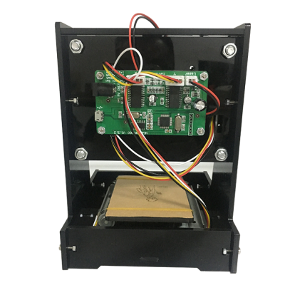 NEJE Mini Laser Engraver Printer Machine 300mW3D Printers, 3D Printer Kits<br>NEJE Mini Laser Engraver Printer Machine 300mW<br><br>Brand: NEJE<br>Package size: 30.00 x 21.00 x 20.00 cm / 11.81 x 8.27 x 7.87 inches<br>Package weight: 1.4500 kg<br>Packing Contents: 1 x Engraving Machine, 1 x Laser Protective Glasses, 1 x Allen Wrench,  1 x English Manual<br>Product size: 14.00 x 14.00 x 17.00 cm / 5.51 x 5.51 x 6.69 inches<br>Product weight: 1.0000 kg<br>Type: 3D Laser
