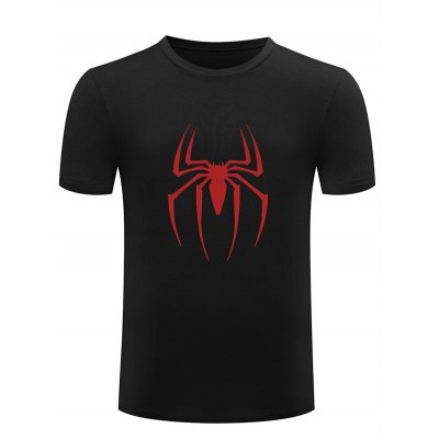 Cotton Spider T Shirt