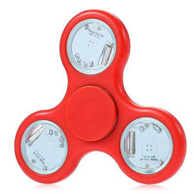 LED Lighting Metal Fidget Spinner