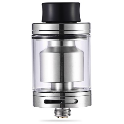 Original ADVKEN CP RTA with 2.5mlRebuildable Atomizers<br>Original ADVKEN CP RTA with 2.5ml<br><br>Brand: ADVKEN<br>Material: Stainless Steel, Glass<br>Model: CP<br>Overall Diameter: 24mm<br>Package Contents: 1 x ADVKEN CP RTA, 1 x Glass Tank, 1 x 510 Adapter, 1 x Screwdriver, 7 x Insulated Ring, 2 x Screw, 2 x Spring, 1 x Heating Wire<br>Package size (L x W x H): 8.10 x 8.10 x 3.20 cm / 3.19 x 3.19 x 1.26 inches<br>Package weight: 0.1440 kg<br>Product size (L x W x H): 4.80 x 2.40 x 2.40 cm / 1.89 x 0.94 x 0.94 inches<br>Product weight: 0.0630 kg<br>Rebuildable Atomizer: RBA,RTA<br>Tank Capacity: 2.5ml<br>Thread: 510<br>Type: Rebuildable Tanks, Rebuildable Atomizer