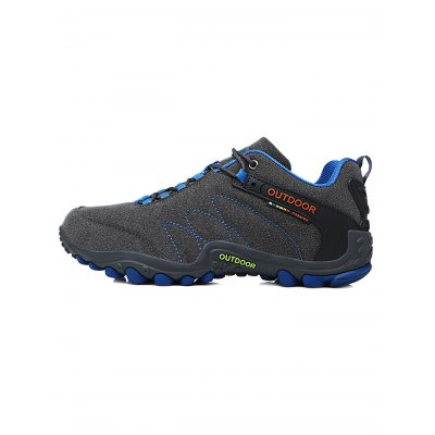 Outdoor Hiking Couple Sports ShoesHiking Shoes<br>Outdoor Hiking Couple Sports Shoes<br><br>Available Size: 35, 36, 37, 38, 39, 40, 41, 42, 43, 44<br>Color: Black and Green,Black Red,Deep Blue,Deep Gray,Purple,Tutti Frutti<br>Features: Anti-slip, Breathable, Durable<br>Gender: Unisex<br>Highlights: Breathable<br>Package Contents: 1 x Pair of Sports Shoes<br>Package size: 33.00 x 22.00 x 13.00 cm / 12.99 x 8.66 x 5.12 inches<br>Package weight: 1.0460 kg<br>Product weight: 0.8000 kg<br>Season: Winter, Summer, Spring, Autumn<br>Size: 35,36,37,38,39,40,41,42,43,44<br>Sole Material: Rubber<br>Type: Hiking Shoes<br>Upper Height: Low