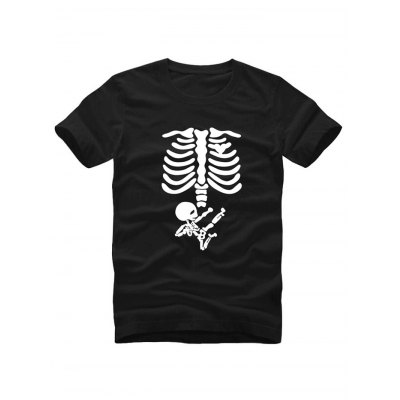Cotton Skull Infant Weird T ShirtsMens Short Sleeve Tees<br>Cotton Skull Infant Weird T Shirts<br><br>Material: Cotton<br>Neckline: Round Neck<br>Package Content: 1 x T Shirt<br>Package size: 25.00 x 18.00 x 4.00 cm / 9.84 x 7.09 x 1.57 inches<br>Package weight: 0.2300 kg<br>Product weight: 0.2000 kg<br>Season: Summer, Spring, Autumn<br>Size: L,M,XL,XXL,XXXL<br>Sleeve Length: Short Sleeves<br>Style: Casual