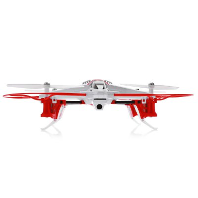 SYMA X14W RC Quadcopter - RTFRC Quadcopters<br>SYMA X14W RC Quadcopter - RTF<br><br>Age: Above 12 years old<br>Battery: 3.7V 500mAh<br>Battery Size: 4.3 x 2.4 x 0.8cm<br>Battery Weight: 17g<br>Brand: Syma<br>Built-in Gyro: 6 Axis Gyro<br>Channel: 4-Channels<br>Charging Time.: less than 130 minutes<br>Compatible with Additional Gimbal: No<br>Detailed Control Distance: 40~50m<br>Features: Camera, Brushed Version, WiFi APP Control, Radio Control, WiFi FPV<br>Flying Time: 7~8mins<br>FPV Distance: about 30m<br>Functions: With light, Waypoints, Up/down, Turn left/right, Speed up, Slow down, 3D rollover, Forward/backward, Gravity Sense Control, Headless Mode, Height Holding, Level Calibration, Low-voltage Protection, Sideward flight, Over-current Protection, One Key Landing, One Key Taking Off<br>Kit Types: RTF<br>Level: Beginner Level<br>Mode: Mode 2 (Left Hand Throttle)<br>Model Power: Built-in rechargeable battery<br>Motor Type: Brushed Motor<br>Package Contents: 1 x Quadcopter ( with Battery and 4GB SD Card ), 1 x Transmitter, 1 x Card Reader, 1 x USB Cable, 1 x Mobile Phone Holder, 4 x Spare Propeller, 1 x Screwdriver, 1 x English Manual<br>Package size (L x W x H): 45.00 x 8.80 x 26.70 cm / 17.72 x 3.46 x 10.51 inches<br>Package weight: 0.7030 kg<br>Product size (L x W x H): 24.00 x 21.50 x 7.00 cm / 9.45 x 8.46 x 2.76 inches<br>Product weight: 0.0970 kg<br>Radio Mode: Mode 2 (Left-hand Throttle)<br>Remote Control: 2.4GHz Wireless Remote Control<br>Size: Small<br>Transmitter Power: 4 x 1.5V AA battery(not included)<br>Type: Indoor, Outdoor, Quadcopter<br>Video Resolution: 720P