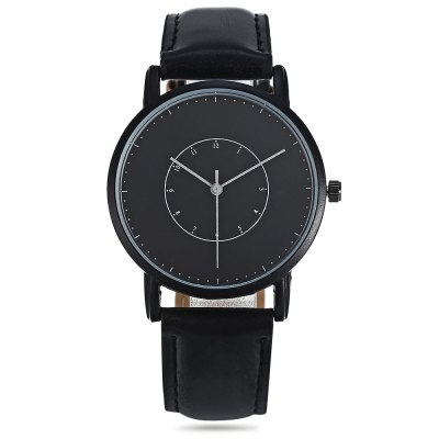 3002 Quartz Watch with Leather BandUnisex Watches<br>3002 Quartz Watch with Leather Band<br><br>Band material: Leather<br>Band size: 24.00 x 2.00 cm / 9.45 x 0.79 inches<br>Case material: Alloy<br>Clasp type: Pin buckle<br>Dial size: 4.00 x 4.00 x 0.90 cm / 1.57 x 1.57 x 0.35 inches<br>Display type: Analog<br>Movement type: Quartz watch<br>Package Contents: 1 x 3002 Quartz Watch<br>Package size (L x W x H): 26.00 x 5.00 x 2.00 cm / 10.24 x 1.97 x 0.79 inches<br>Package weight: 0.0670 kg<br>People: Unisex table<br>Product size (L x W x H): 24.00 x 4.00 x 0.90 cm / 9.45 x 1.57 x 0.35 inches<br>Product weight: 0.0350 kg<br>Shape of the dial: Round<br>Watch color: Coffee, Black, White<br>Watch style: Casual<br>Water resistance : Life water resistant<br>Wearable length: 18 - 22 cm / 7.08 - 8.66 inches
