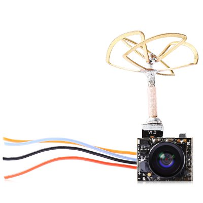 FuriBee F05 5.8G 600TVL 25mW Mini FPV CameraCamera<br>FuriBee F05 5.8G 600TVL 25mW Mini FPV Camera<br><br>Brand: FuriBee<br>FPV Equipments: FPV Mini Camera<br>Functions: Video<br>Package Contents: 1 x FPV Camera<br>Package size (L x W x H): 12.00 x 17.00 x 2.60 cm / 4.72 x 6.69 x 1.02 inches<br>Package weight: 0.0210 kg<br>Product size (L x W x H): 1.50 x 1.70 x 1.20 cm / 0.59 x 0.67 x 0.47 inches<br>Product weight: 0.0040 kg