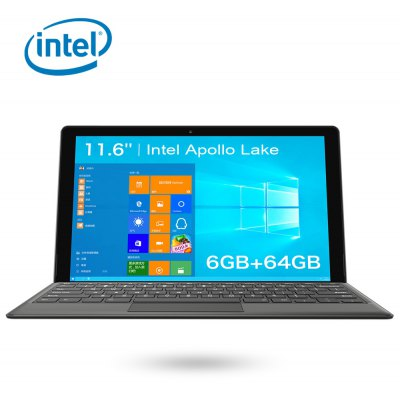 Teclast X3 Plus 2 in 1 Tablet PC with Keyboard