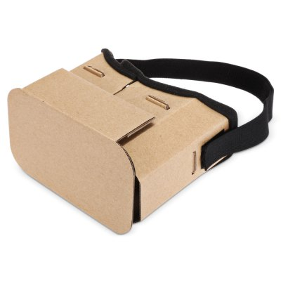 DIY 3D Virtual Reality VR Glasses Cardboard 209979301