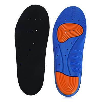 Cuttable Shock-resistant Gel Insoles for Outdoor Sports