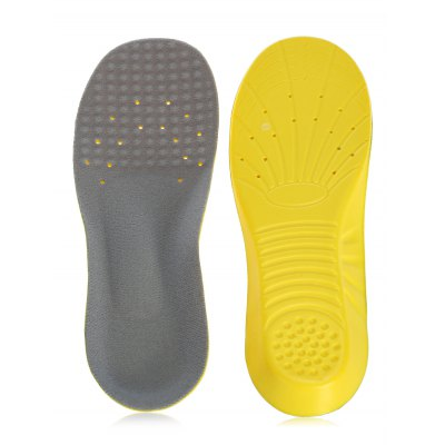 Outdoor Cuttable Shock-resistant Running Insoles