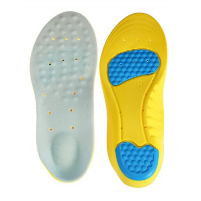 Outdoor Ultralight Cuttable Shock-resistant Insoles