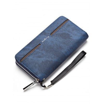 baellerry Casual Design Long Wallet for Men