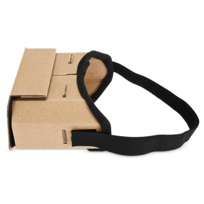 DIY 3D Virtual Reality VR Glasses CardboardCardboard<br>DIY 3D Virtual Reality VR Glasses Cardboard<br><br>Features: Lightweight<br>FOV: 80 degree<br>FOV Range: 70 - 90 degree<br>Package Contents: 1 x DIY 3D Virtual Reality VR Glasses Cardboard, 1 x Bilingual Manual ( English and Chinese )<br>Package size (L x W x H): 13.00 x 17.00 x 11.00 cm / 5.12 x 6.69 x 4.33 inches<br>Package weight: 0.1050 kg<br>Product size (L x W x H): 12.00 x 15.50 x 9.30 cm / 4.72 x 6.1 x 3.66 inches<br>Product weight: 0.0780 kg<br>Smartphone Compatibility: 3.5 - 6.0 inch<br>Space for Glasses: No<br>VR Glasses Type: Cardboard