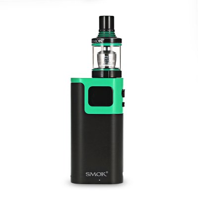 Smok G80 Kit 80W TC Box Mod Kit with Spirals TankMod kits<br>Smok G80 Kit 80W TC Box Mod Kit with Spirals Tank<br><br>Adjustable voltage range: 0.8 - 9V<br>APV Mod Wattage: 80W<br>APV Mod Wattage Range: 51-100W<br>Atomizer Capacity: 2.0ml<br>Atomizer Resistance: 0.6 ohm / 0.3 ohm<br>Atomizer Type: Tank Atomizer, Clearomizer<br>Battery Form Factor: 18650<br>Battery Quantity: 1pc ( not included )<br>Brand: SMOK<br>Connection Threading of Atomizer: 510<br>Connection Threading of Battery: 510<br>Material: Zinc Alloy, Stainless Steel, Glass<br>Mod Type: VV/VW Mod, Temperature Control Mod<br>Model: G80<br>Package Contents: 1 x Smok G80 Kit 80W TC Box Mod, 1 x Spirals Tank Atomizer, 1 x USB Cable, 1 x 0.3 ohm Coil, 7 x Insulated Ring, 1 x Glass Tank<br>Package size (L x W x H): 14.20 x 5.60 x 4.90 cm / 5.59 x 2.2 x 1.93 inches<br>Package weight: 0.3100 kg<br>Product size (L x W x H): 120.50 x 38.50 x 26.50 cm / 47.44 x 15.16 x 10.43 inches<br>Product weight: 0.1380 kg<br>Temperature Control Range: 200 - 600 Deg.F / 100 - 315 Deg.C