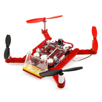 021 Mini DIY Building Block RC Quadcopter - RTF