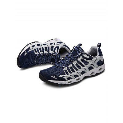 Breathable Lovers Hiking ShoesHiking Shoes<br>Breathable Lovers Hiking Shoes<br><br>Available Size: 35, 36, 37, 38, 39, 40, 41, 42, 43, 44<br>Closure Type: Lace-Up<br>Features: Anti-slip, Breathable, Crashworthy, Durable, Lightweight, Shock-absorbing, Sweat-absorbing<br>Gender: Unisex<br>Highlights: Breathable, Soft, Sweat Absorbing<br>Package Contents: 1 x Pair of Shoes<br>Package size: 33.00 x 22.00 x 12.00 cm / 12.99 x 8.66 x 4.72 inches<br>Package weight: 0.9300 kg<br>Product weight: 0.7000 kg<br>Season: Summer, Spring, Autumn<br>Type: Hiking Shoes