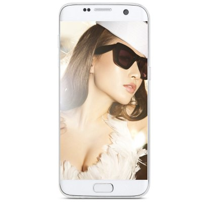 ASLING Protective Transparent Case for Samsung Galaxy S7 Edge TPU Material