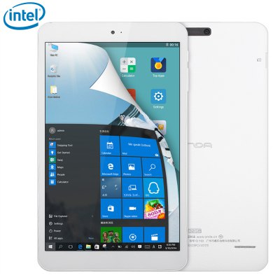Onda V820w CH Tablet PC Windows 10 Home + Android 5.1