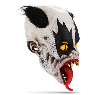 Latex Face Cosplay Mask Cartoon Product Toy