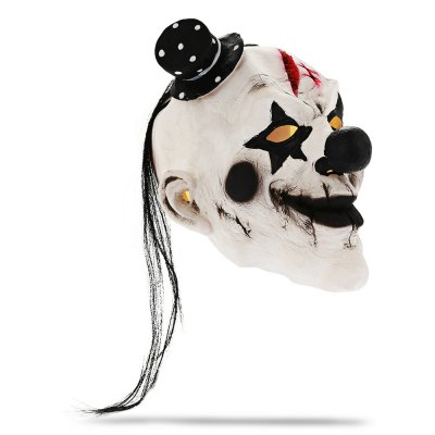 Clown Latex Face Cosplay Mask Anime Product Toy