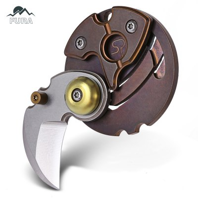 fura,folding,coin,bronzed,knife,coupon,price,discount