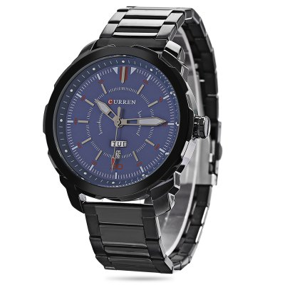 CURREN 8266 Male Quartz Watch