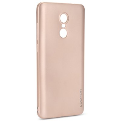 LeeHUR TPU Soft Phone CaseCases &amp; Leather<br>LeeHUR TPU Soft Phone Case<br><br>Brand: LeeHUR<br>Color: Black,Gold,Red<br>Compatible Model: Redmi Note 4X<br>Features: Anti-knock, Back Cover<br>Mainly Compatible with: Xiaomi<br>Material: TPU<br>Package Contents: 1 x Phone Case, 1 x Screen Film, 1 x Dust Remover, 1 x Dry Wipes, 1 x Wet Wipes<br>Package size (L x W x H): 18.60 x 11.50 x 3.00 cm / 7.32 x 4.53 x 1.18 inches<br>Package weight: 0.0880 kg<br>Product Size(L x W x H): 15.20 x 7.70 x 0.90 cm / 5.98 x 3.03 x 0.35 inches<br>Product weight: 0.0180 kg<br>Style: Modern, Solid Color